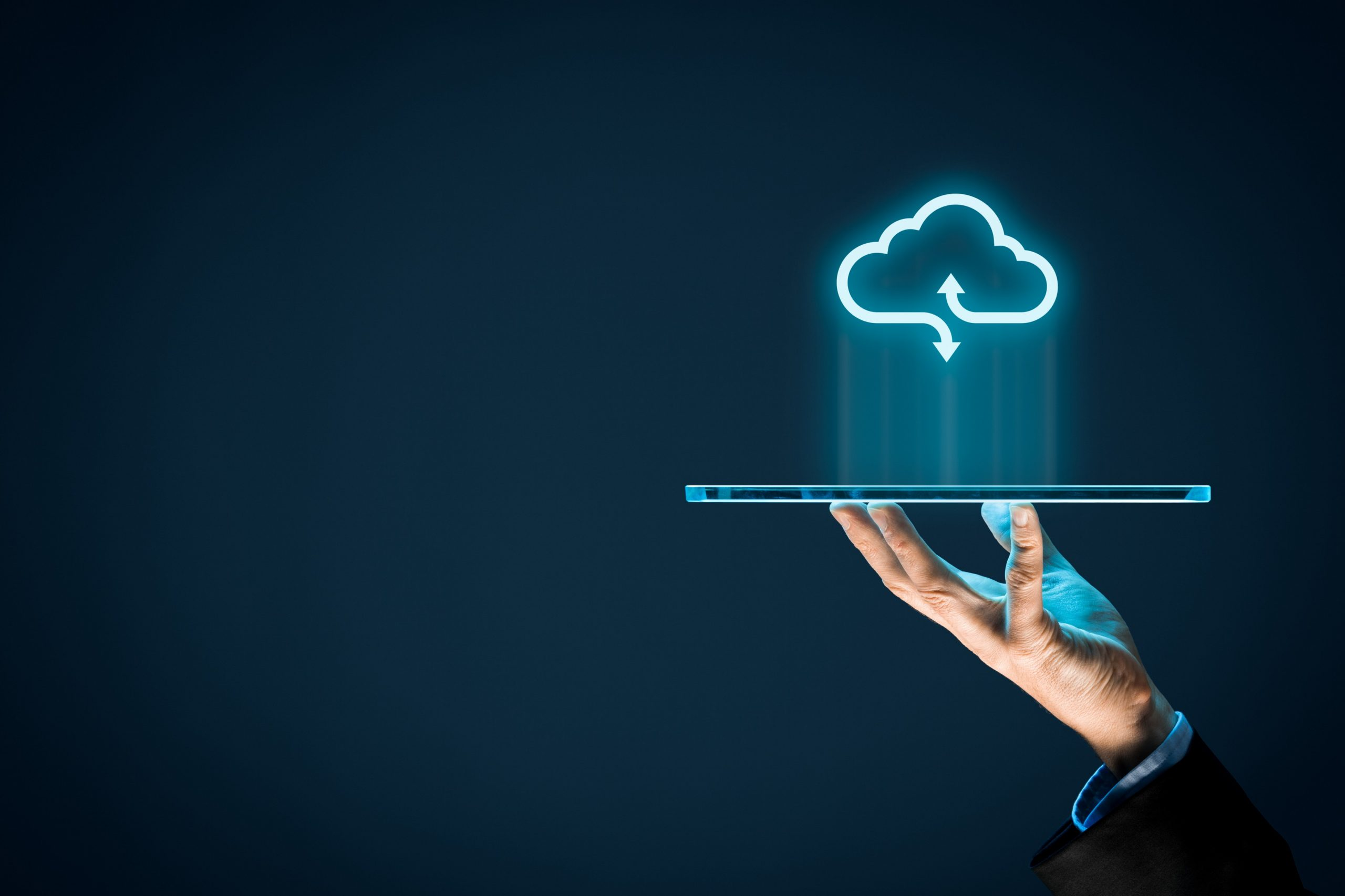 Using Cloud Backup Services